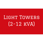 Light Towers  (2-12 kVA)